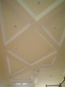 Custom Ceilings in West Palm Beach