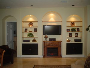 Custom Built Ins Amp Entertainment Centers Custom