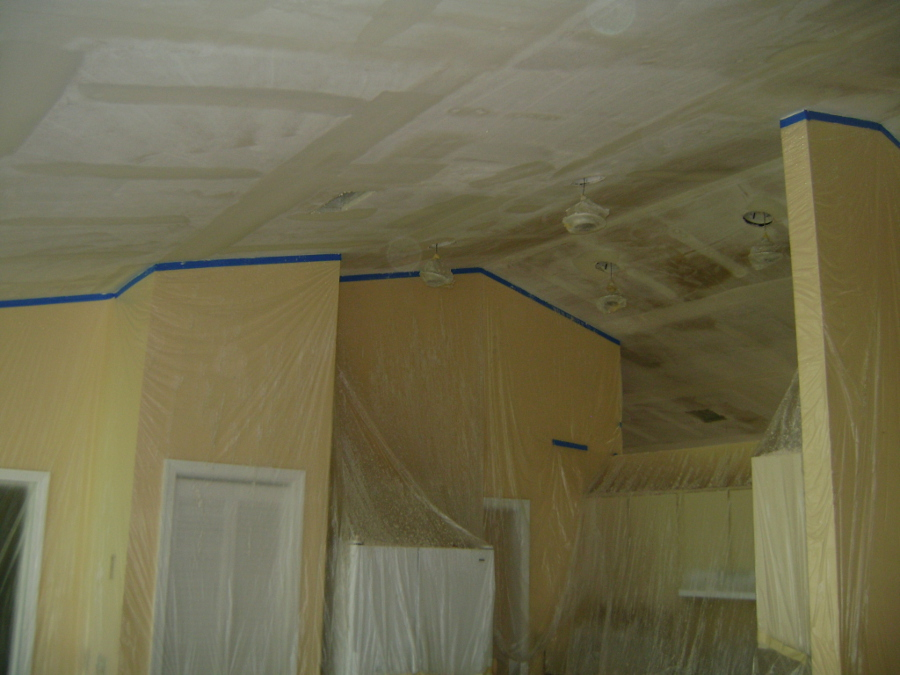 Popcorn Ceiling Removal 51