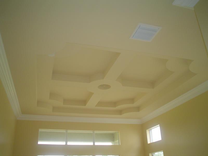Custom Ceiling Project in Delray Beach, FL